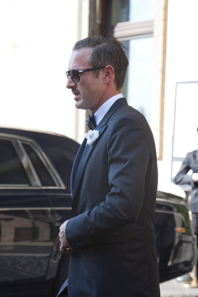 David Arquette David Arquette Leaves Petra Ecclestone 39s Wedding