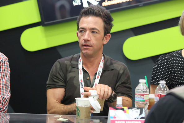 David Faustino - David Faustino greets his fans at 'The Legend of ...
