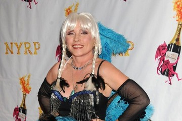 Debbie Harry Debbie Harry dresses up for the 17th Annual NYRP Hulaween Benefit Gala at the Waldorf Astoria Hotel in NYC on Halloween