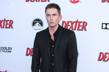 Desmond Harrington Stars at the 'Dexter' Series Finale Season Premiere