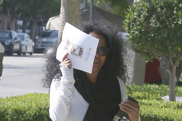 Diana Ross Diana Ross Shops in LA