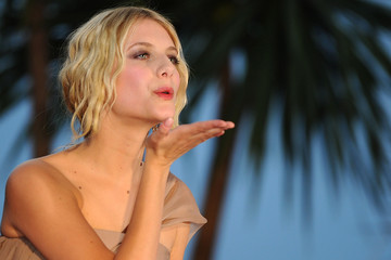 Melanie Laurent Maryna Vroda at the Palme d'Or Awards in Cannes