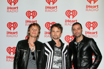 Dominic Howard Stars at the iHeartRadio Music Festival