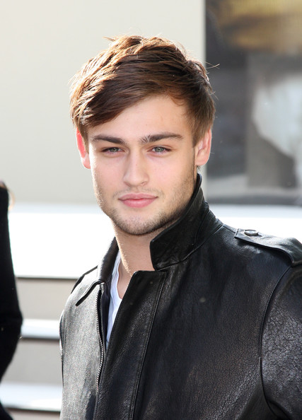 Douglas Booth in Guest...