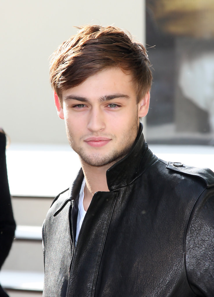 Douglas Booth in Guests at the Burberry Prorsum S/S 2011 ...