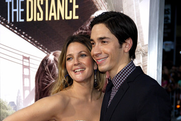"""Drew Barrymore Justin Long LA Premiere of """"Going The Distance"""""""