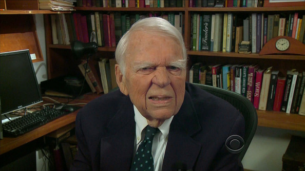 andy rooney final essay Andy rooney of '60 minutes' talked about life's absurdities, large and small.