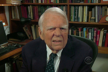 Andy Rooney Andy Rooney's Final Appearance on 60 Minutes