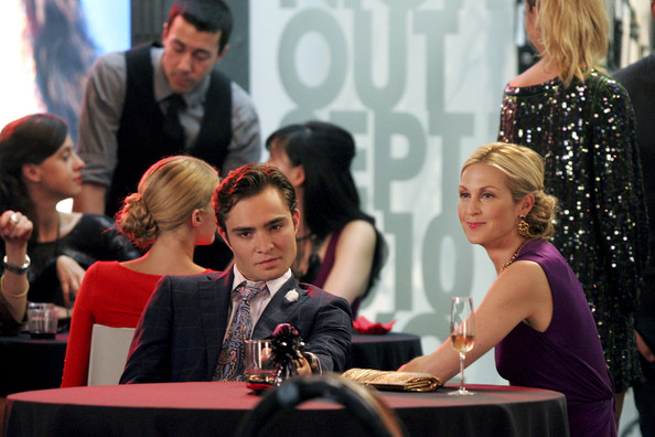 Kelly Rutherford ed westwick