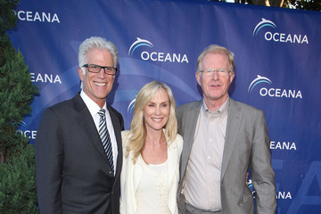 Rachelle Begley Ed Begley Jr. and Rachelle Begley at the Sea Change Summer Party event
