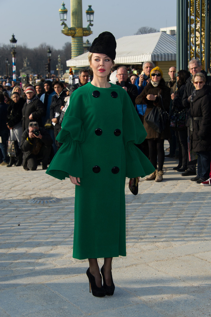 Meet Ulyana Sergeenko, the Queen of Street Style Glamour
