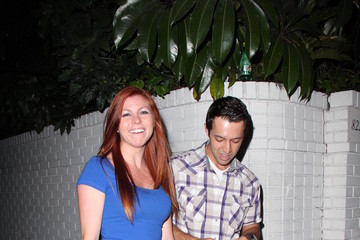 Erin Cosgrove Celebs Spotted at the Chateau Marmont