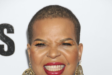 Ntozake Shange Celebrities Attend the 'For Colored Girls' Premiere in New York