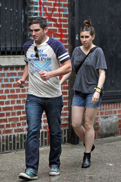 Zosia Mamet with Single