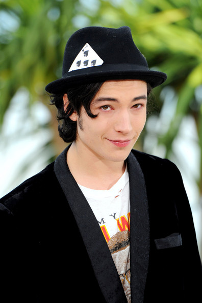ezra miller. Ezra Miller - the Fashion Spot