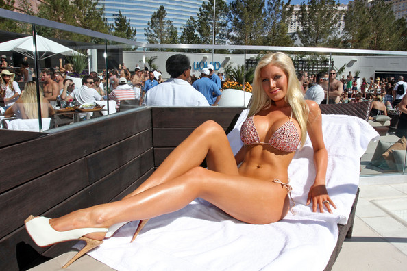 Heidi montag 39 playboy 39 pictures have nothing on new bikini for European pool show