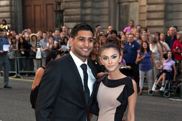 Faryal Makhdoom Celebs at the GQ Men of the Year Awards