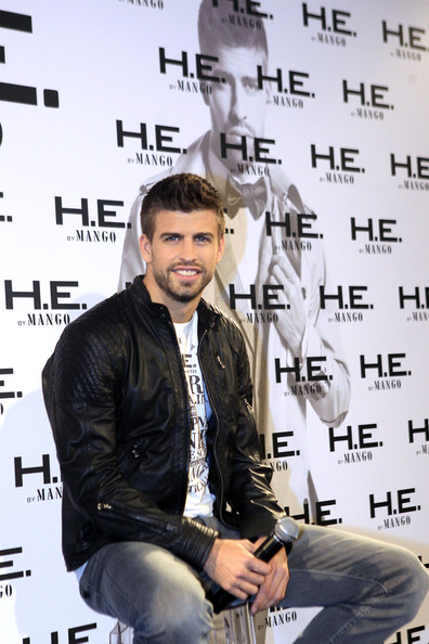 gerard pique and shakira dating. gerard pique and shakira dating. Gerard Pique at a Mango