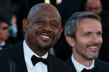 Forest Whitaker Conrad Kemp 'Zulu' Premieres in Cannes