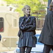Rosmund Pike Rosamund Pike Leaves Her Hotel in Pittsburgh
