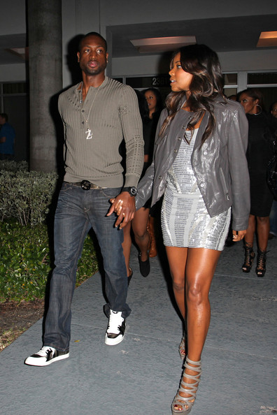 gabrielle union and dwyane wade 2011. Gabrielle Union and Dwayne