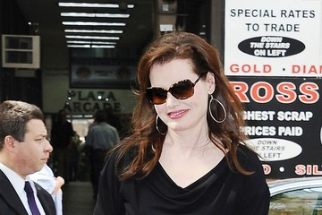 Geena Davis Geena Davis Visits the 'Today' Show