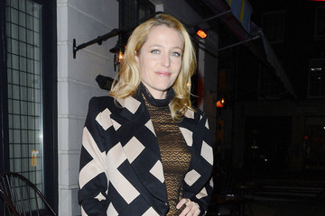 Gillian Anderson Gillian Anderson at the Little House nightclub in London