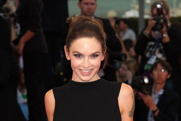 Hallie Elizabeth Newton Stars at the 'At Any Price' Premiere at the Venice Film Festival
