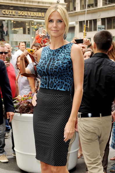 Heidi Klum - Heidi Klum at Her Book Signing in NYC