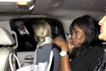 Hermes Naomi Campbell at Tetou