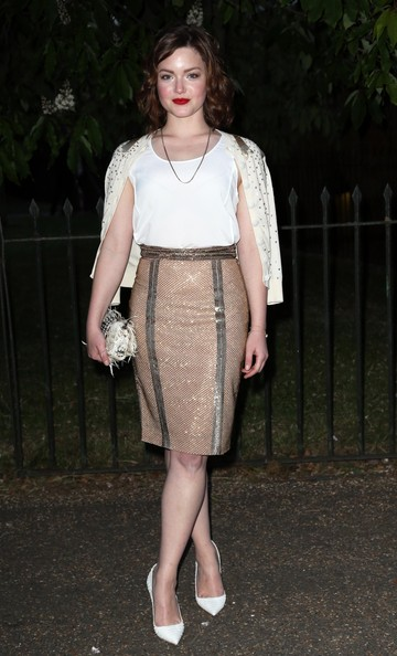 Celebs at the Serpentine Gallery Summer Party