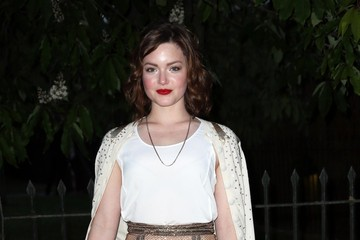 Holliday Grainger Celebs at the Serpentine Gallery Summer Party