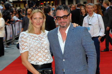 Huey Morgan 'Diana' Premieres in London