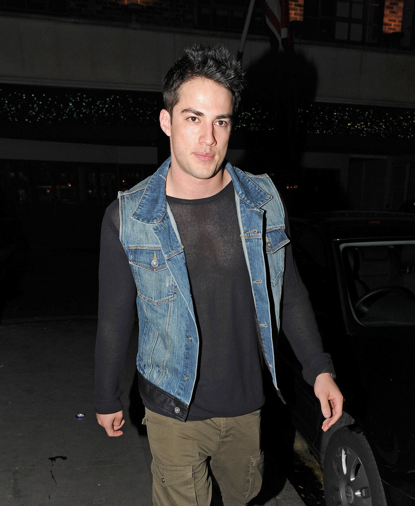 michael trevino png