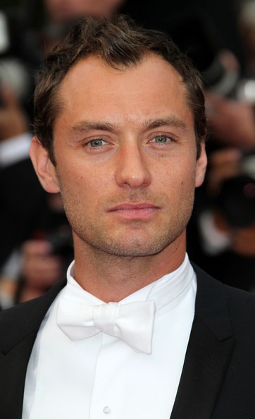 "Jude Law attends a screening of ""Midnight in Paris"" on the opening night of the Cannes Film Festival. The film, which is directed by Woody Alan, opened at the Palais des Festival to good reviews."