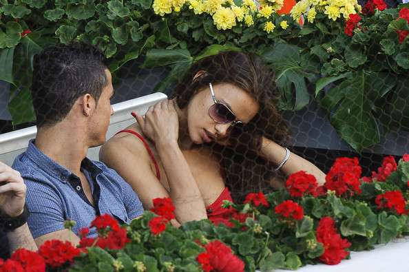 Irina Shayk Cristiano Ronaldo New Girlfriend