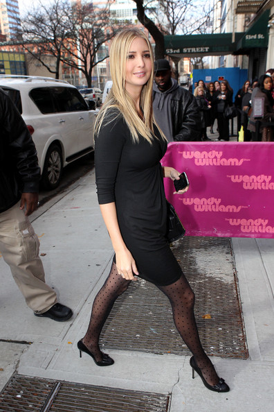 Ivanka Trump Photos Photos Ivanka Trump Out In Nyc Zimbio