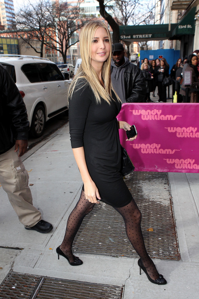 Ivanka Trump Out In Nyc Zimbio