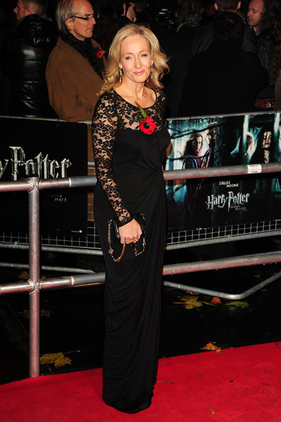 neil murray jk rowling. J.K. Rowling - Stars at the