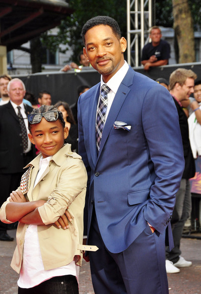 will smith son jaden smith. Jaden Smith Will Smith and his