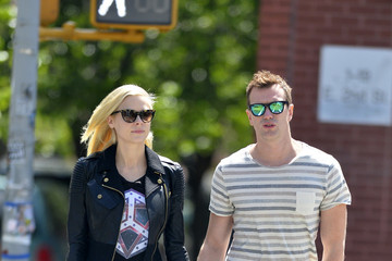 Jaime King Jaime King Out With Her Husband in NYC