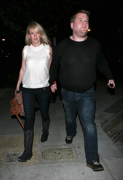 who is ricky gervais girlfriend. Corden, who looked as if he