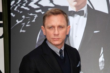 James Bond 'Skyfall' Stars in Paris