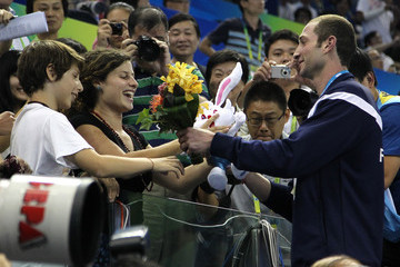 William Meynard James Magnussen at the 14th FINA Swimming World Championships in China