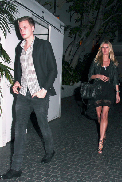 james rothschild dating Congratulations are in order for nicky hilton, who has married james rothschild in a romantic ceremony in london.