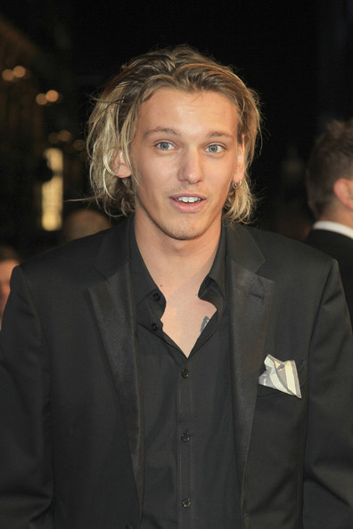 Jamie Campbell Bower Pictures - Edward Hogg arrives on the ...
