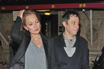 Jamie Hince Kate Moss Out in London With Her Husband