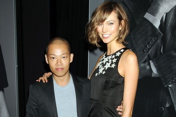 Jason Wu Karlie Kloss Celebs at the Target + Neiman Marcus Holiday Launch