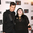 Mark Ronson and Beth Ditto Photos