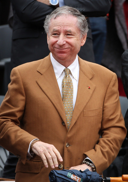 Jean Todt Photos Photos - Celebs Watch the French Open in ...